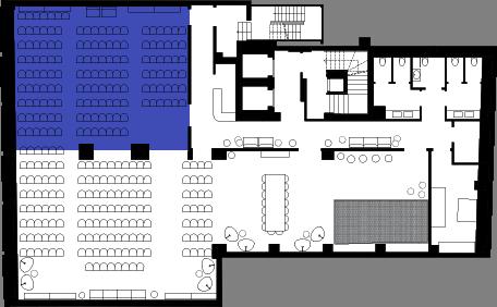 Floorplan Image: Library
