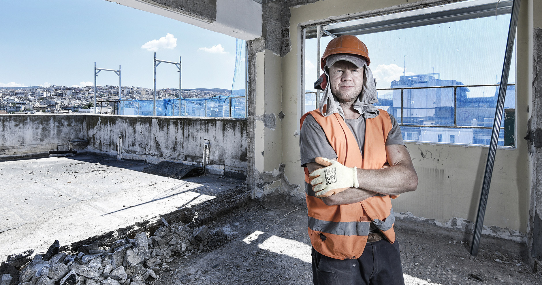 The Builders photo exhibition Image